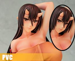 PV8008 1/6 Oni no Yu Oni Musume Hiiragi-Chan (PVC)