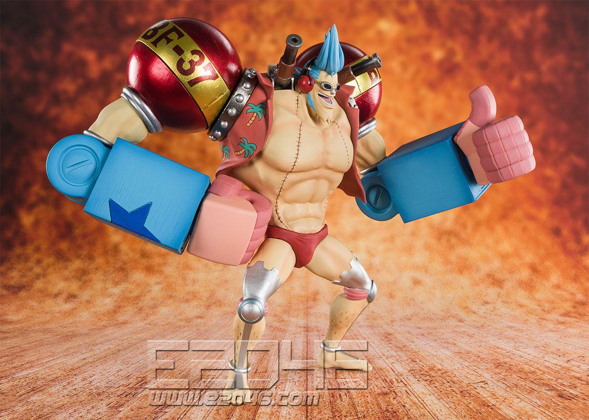 Iron Man Franky (PVC)