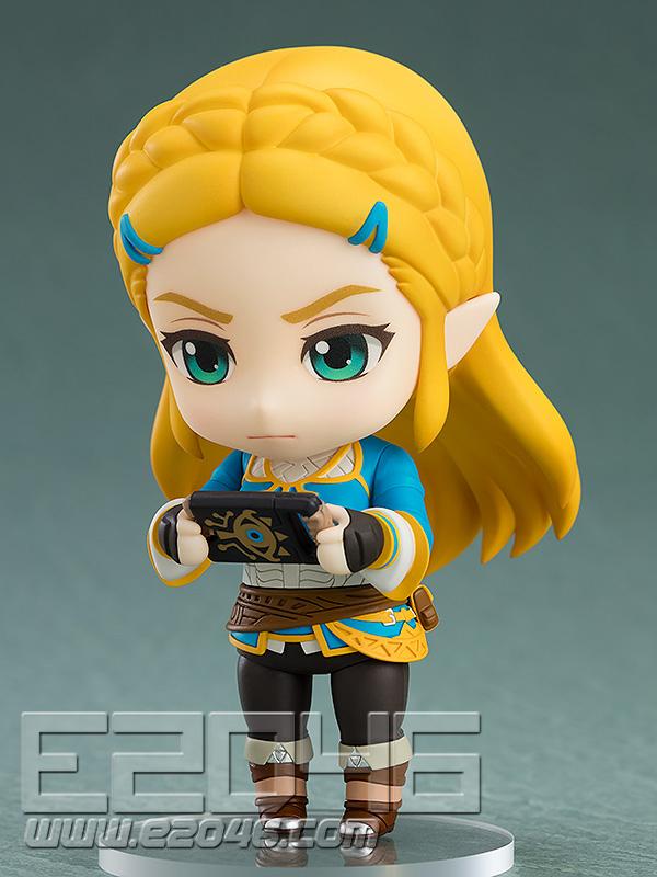 Nendoroid Zelda Breath of the Wild Version (PVC)