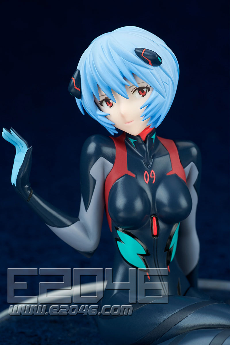 Ayanami Rei Plugsuit Version (PVC)