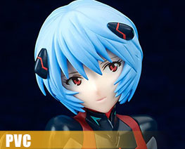 PV9495 1/7 Ayanami Rei Plugsuit Version (PVC)
