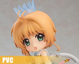 PV8447  Nendoroid Kinomoto Sakura Clear Version (PVC)