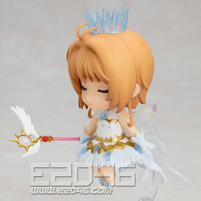Nendoroid Kinomoto Sakura Clear Version (PVC)