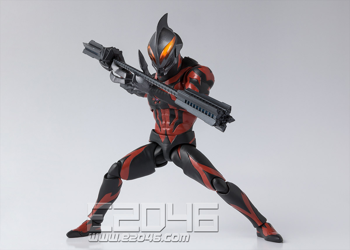 Ultraman Belial (PVC)