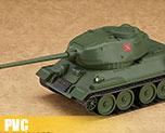 PV6658 SD Nendoroid T-34-85 (PVC)