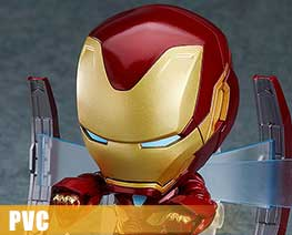 PV8691  Nendoroid Iron Man Mark 50 DX Version (PVC)
