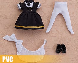 PV9453  Nendoroid Doll Clothes Set Cafe Girl (PVC)
