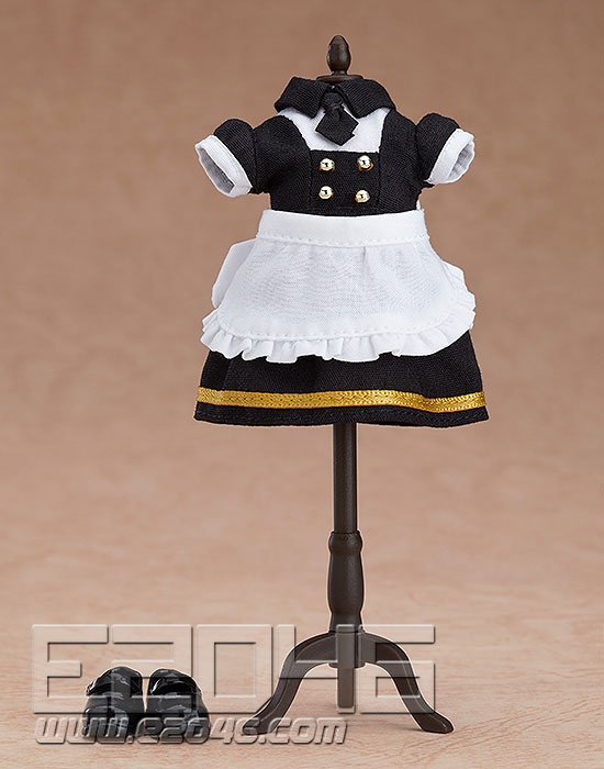 Nendoroid Doll Clothes Set Cafe Girl (PVC)