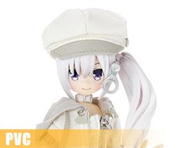 PV12425 1/12 Raia White Gray Version (PVC)