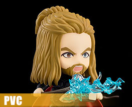 PV11012  Nendoroid Thor Endgame Version. DX (PVC)