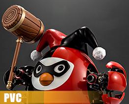 PV10538  Battle Chicken Harley Quinn Version (PVC)