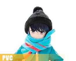PV12189 1/6 Shima Rin (PVC)