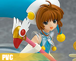 PV6110  Sakura Kinomoto Battle Costume Version (PVC)