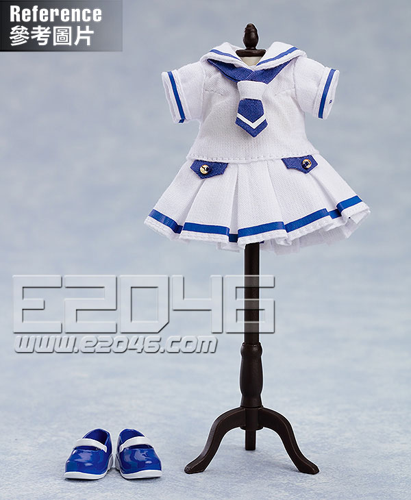 Nendoroid Doll Sailor Girl Clothes Set (PVC)