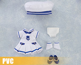PV9038  Nendoroid Doll Sailor Girl Clothes Set (PVC)