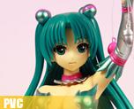 PV2344 1/8  Fudo Akemi Green Ver. (PVC)