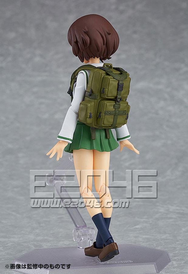 Figma Yukari Akiyama School Uniform Version (PVC)