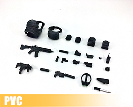 PV10467 1/12 Action Figure Equipment Set B (PVC)