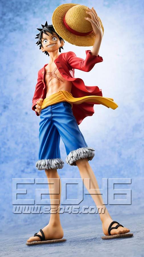 Monkey D. Luffy (PVC)