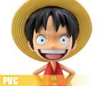 PV0850 1/8 Monkey D. Luffy (PVC)