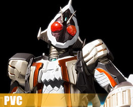 PV8951  Kamen Rider Fourze Base States (PVC)