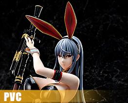 PV10593 1/4 塞贝莉亚布雷斯兔女郎版 (PVC)