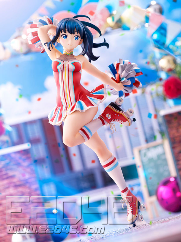 Takarada Rikka Cheerleader Version (PVC)