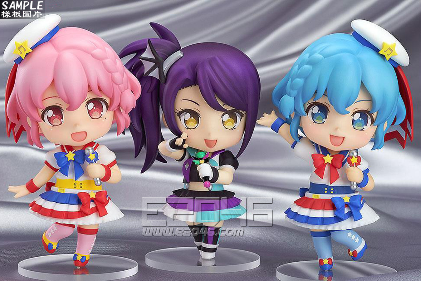 Nendoroid Co-de Dorothy West Fortune Party Cyalume Co-de D (PVC)