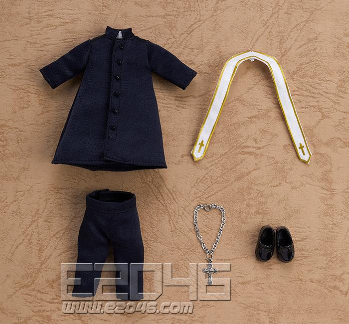 Nendoroid Clothes Set Priest (PVC)