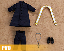 PV10692  Nendoroid Clothes Set Priest (PVC)