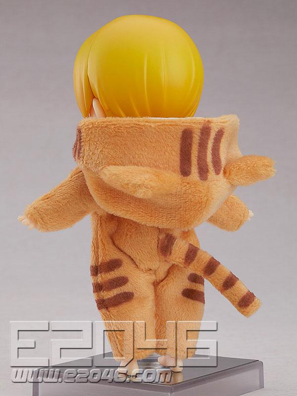 Nendoroid 虎斑猫 (PVC)