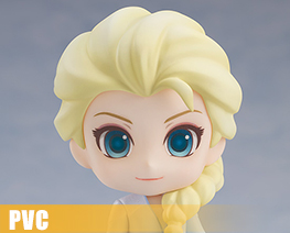 PV11197  Nendoroid Elsa Blue Dress Version (PVC)