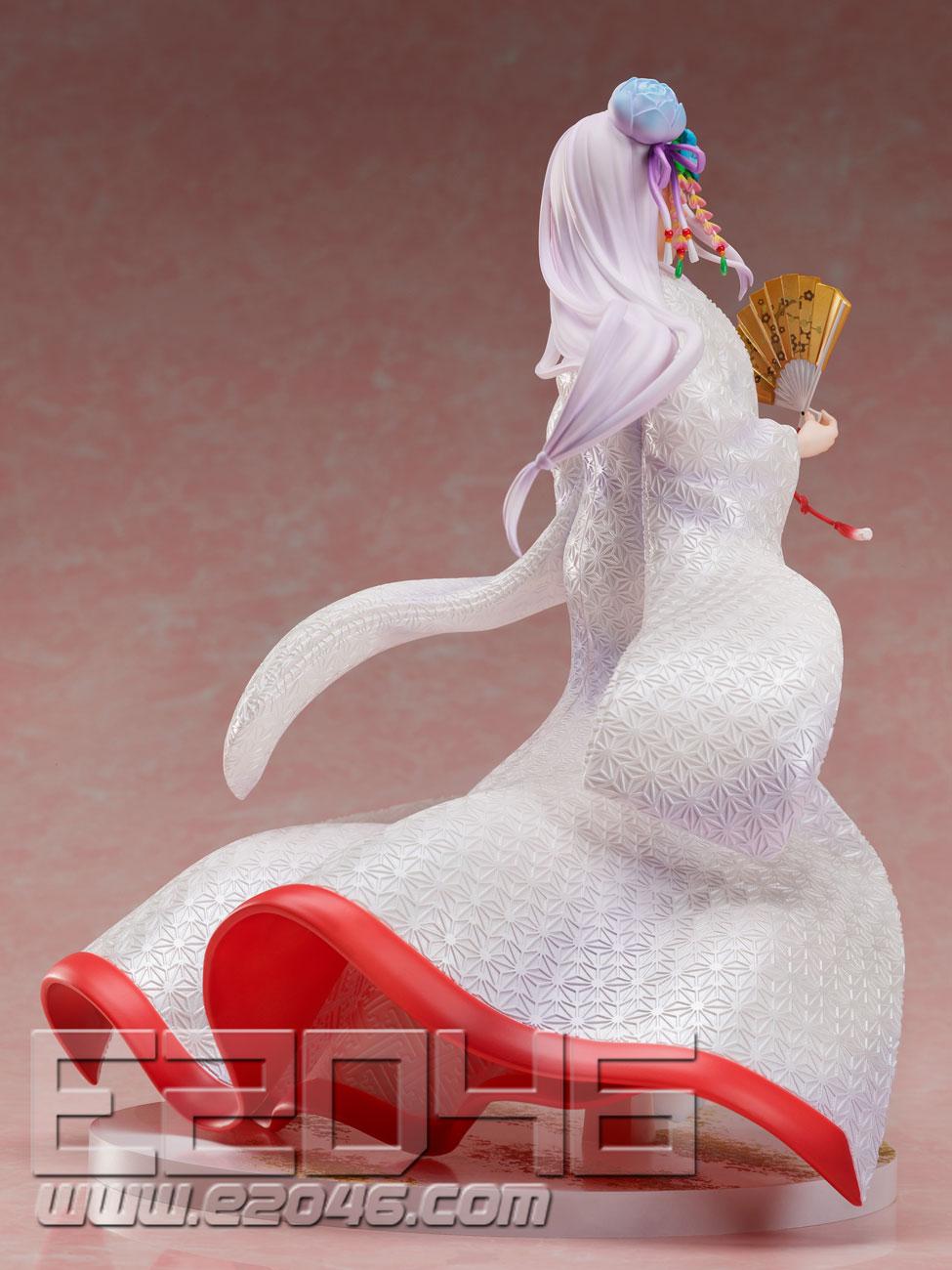 Emilia Shiromuku Version (PVC)
