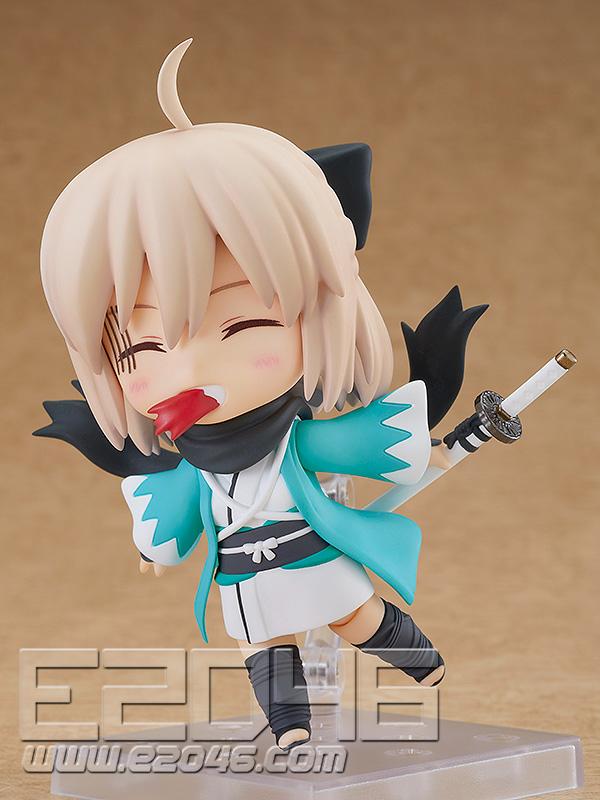 Nendoroid Okita Souji Ascension Version (PVC)