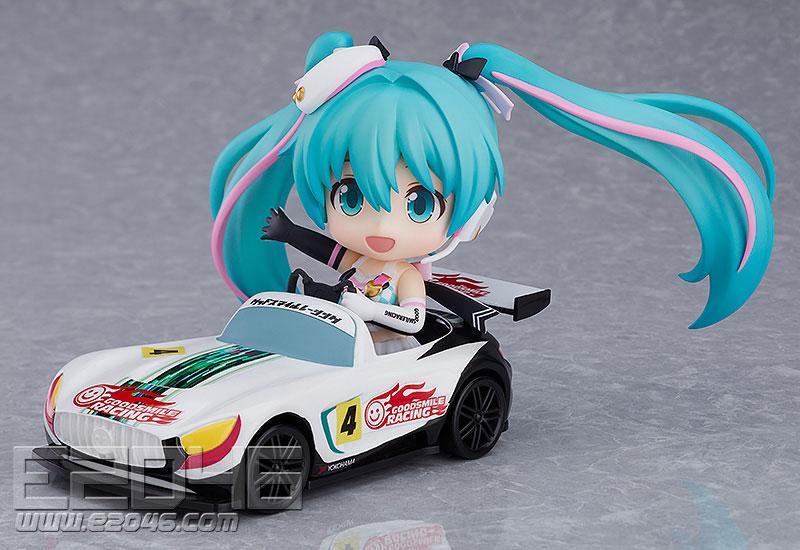 Nendoroid Hatsune Miku GT Project Racing Miku 2019 Version (PVC)