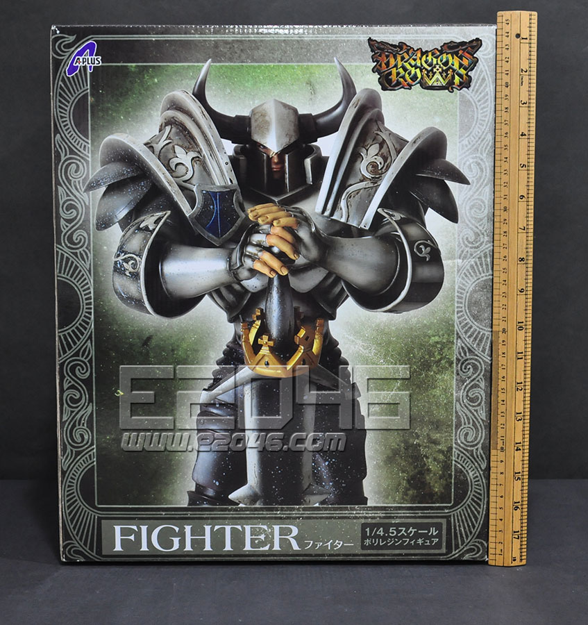 Fighter (PVC)