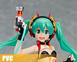 PV10701  Hatsune Miku GT Project Racing Miku 2020 Version (PVC)
