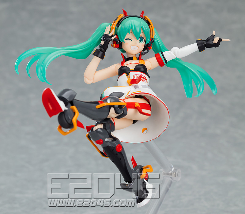 Hatsune Miku GT Project Racing Miku 2020 Version (PVC)