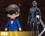 PV5181  Edogawa Conan & Figma Criminal (PVC)