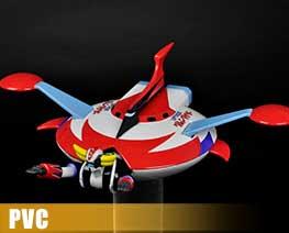 PV8783  飞天神机重制版 (PVC)