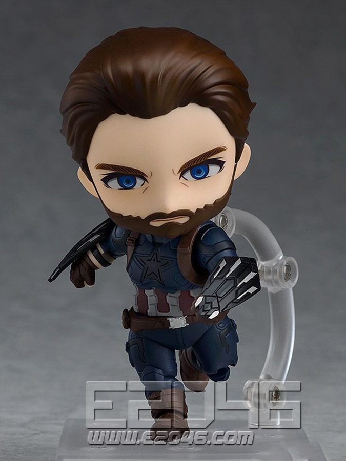 Nendoroid Captain America Infinity Edition (PVC)