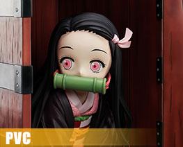 PV12094  Nezuko in a Box (PVC)