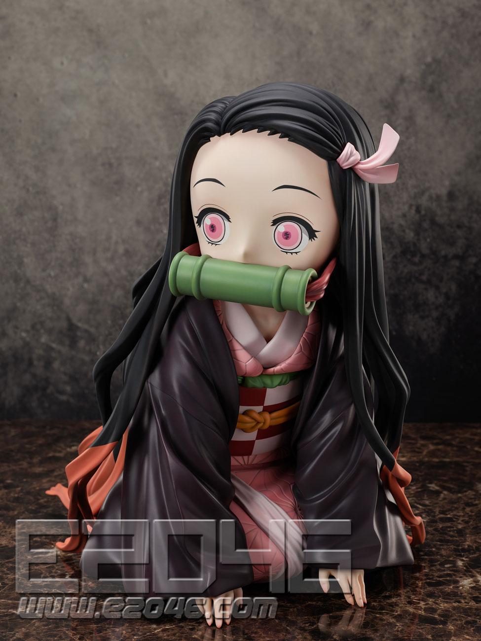 Nezuko in a Box Big Size Figure (PVC)