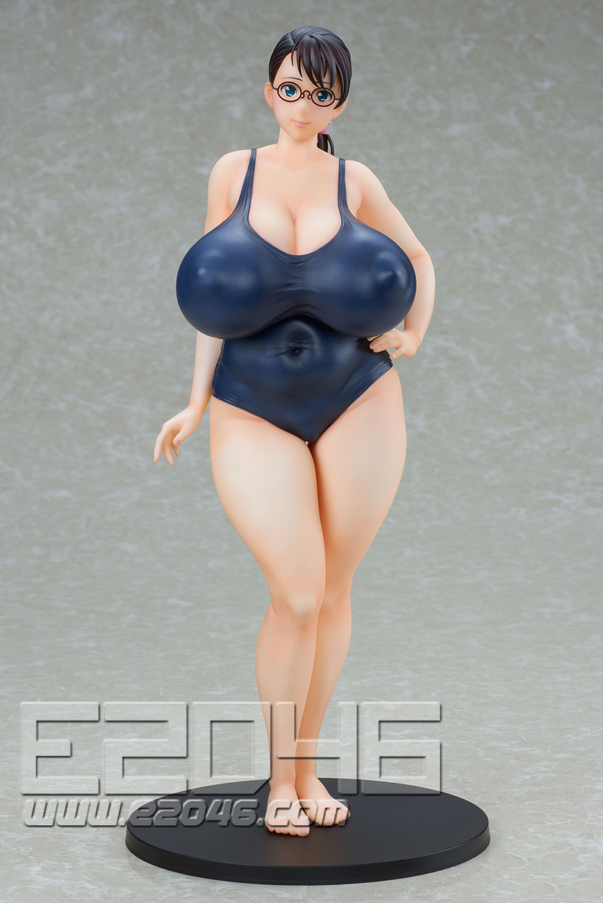 Merchant Cattleya Navy Blue Swimsuit Version (PVC)