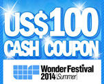 DG0001  US$ 100.00 Cash Coupon