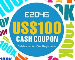 DG0014  US$ 100.00 Cash Coupon