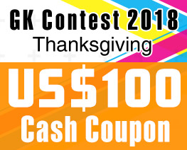 DG0015  US$ 100.00 Cash Coupon