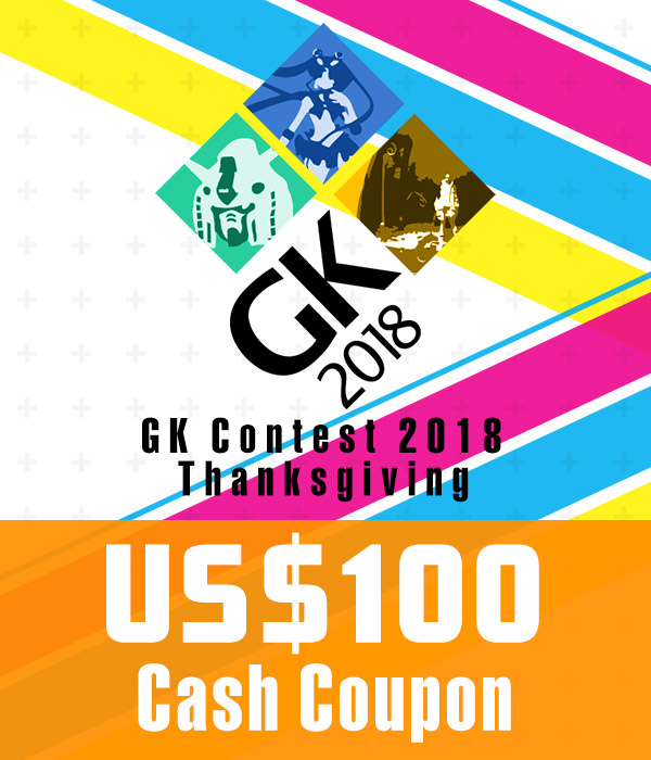 US$ 100.00 Cash Coupon