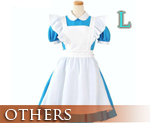 OT0686  Trantrip Alice Costume Set Lady's L