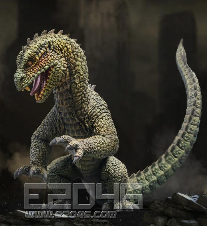Rhedosaurus Color Version